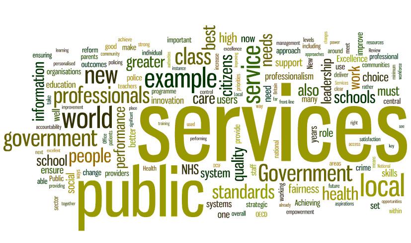 bureaucracy in public service 1 representative bureaucracy employment equity in the public service of canada carol agocs department of political science, western university.