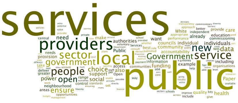 Essay on public services