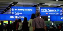 UK border, immigration